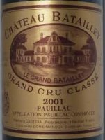 Château Batailley 2014 (Pauillac - rouge)