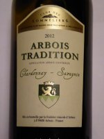 Club des Sommeliers - Tradition 2012 (Arbois - blanc)